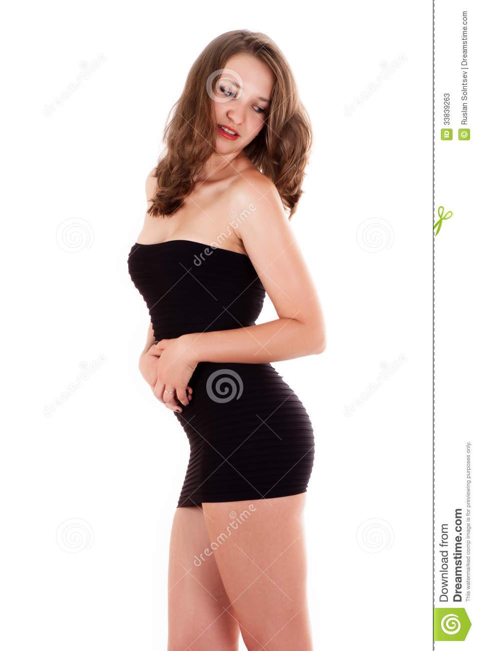 Belle femme robe courte imagesize:960×640
